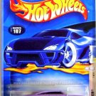 Hot Wheels - Purple Passion: '02 Hot Rod Magazine Series #1/4 - Collector #107