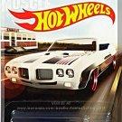Hot Wheels - 1970 Pontiac GTO: Vintage American Muscle #1/10 (2017) *Walmart*