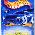 Hot Wheels - Chevy Pick-Up: Collector #101 (2001) *Yellow Edition / 3 Spoke*
