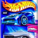 Hot Wheels - Hardnoze Batmobile: 2004 First Editions #42/100 *DC Comics*