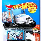 Hot Wheels - Baja Hauler: HW Hot Trucks #179/365 (2017) *White/Blue Edition*