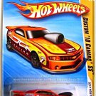 Hot Wheels - Custom '10 Camaro SS: 2010 New Models #38/44 - #038/240 *Orange*