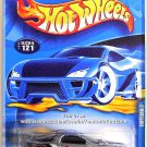 Hot Wheels - Firebird: Collector #121 (2001) *Silver Edition*