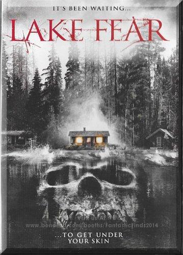 DVD - Lake Fear (2014) *Taylor Graham / Shanon Snedden / Jessica Willis*