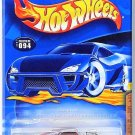 Hot Wheels - Jeep Willys Coupe: Skin Deep Series #2/4 - Collector #094 (2001)