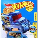 Hot Wheels - Roller Toaster: Legends Of Speed #4/10 - #70/365 (2017) *Blue*