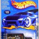 Hot Wheels - Armored Truck: Fed Fleet Series #2/4 - Collector #112 (2002)