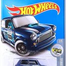 Hot Wheels - Morris Mini: HW Snow Stormers #2/5 - #137/365 (2017) *Blue Edition*