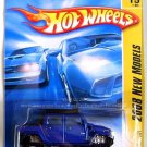 Hot Wheels - Hummer H2 SUT: 2008 New Models #15/40 - #015/196 *Blue Edition*