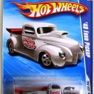 Hot Wheels - '40 Ford Pickup: HW Hot Rods '10 #08/10 - #146/240 *Silver Edition*