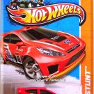 Hot Wheels - '12 Ford Fiesta: HW Stunt 2013 - Road Rally #92/250 *Treasure Hunt*