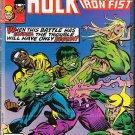 Marvel Team-Up #105 (1981) *Bronze Age / Marvel Comics / The Hulk / Iron Fist*