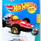 Hot Wheels - Head Starter: Tooned #1/10 - 145/365 (2017) *Red Edition*
