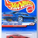 Hot Wheels - Dodge Charger R/T: 2000 First Editions #12/36 - Collector #072