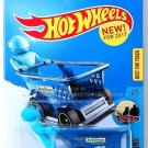 Hot Wheels - Aisle Driver: HW Ride-Ons #2/5 - #235/365 (2017) *Blue Edition*