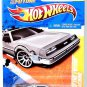 Hot Wheels - Back To The Future Time Machine: 2011 New Models #18/50 - #18/244