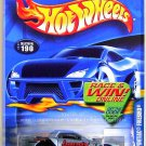 Hot Wheels - Pontiac Firebird: Collector #190 (2002) *Blue Edition / Race & Win*
