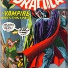 The Tomb Of Dracula #17 (1974) *Bronze Age / Marvel Comics / Classic Vampire*