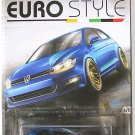 Hot Wheels - Volkswagen Golf MK7: HW Car Culture - Euro Style #4/5 (2016) *Blue*