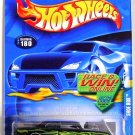 Hot Wheels - Shoe Box: Collector #180 (2002) *Black Edition / Race & Win Card*