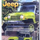 Matchbox - 1998 Jeep Wrangler: 75th Anniversary Edition #6 (2016) *Green*