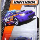 Matchbox - Subaru Impreza WRX: MBX 2014 Collection *Dark Blue Edition*