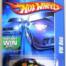 Hot Wheels - VW Bug: 2007 All Stars #197/223 *Black Edition / Instant Win Card*