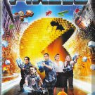 DVD - Pixels (2015) *Adam Sandler / Michelle Monaghan / Pac-Man / Q-Bert*