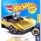 Hot Wheels - '68 Corvette - Gas Monkey Garage: HW Screen Time #99/365 (2017)