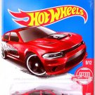 Hot Wheels - '15 Dodge Charger SRT: Red Edition #9/12 (2017) *Target Exclusive*