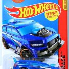 Hot Wheels - Nitro Tailgater: HW Race 2015 - World Race #153/250 *Blue Edition*