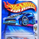 Hot Wheels - CUL8R: 2004 First Editions #70/100 - Collector #070 *Blue Edition*