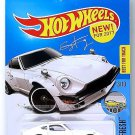 Hot Wheels - Custom Datsun 240Z: Factory Fresh #3/10 - #76/365 (2017) *White*