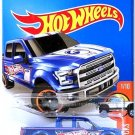 Hot Wheels - '15 Ford F-150: HW Hot Trucks #1/10 - #141/250 (2016) *Blue*