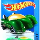 Hot Wheels - Power Pipes: HW City 2015 - The Fast 4 #1/4 *Kroger Exclusive*
