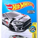 Hot Wheels - Ford Focus RS: HW Speed Graphics #8/10 - ZAMAC #002 (2017)