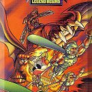 VHS - Dragon Flyz: The Legend Begins (1996) *Feature Length Adventure*