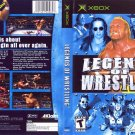 LEGENDS OF WRESTLING FOR XBOX ORIGINAL