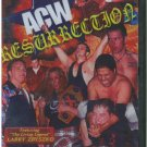 ALL-STAR CHAMPIONSHIP WRESTLING ORIGINAL PRO WRESTLING DVD RESURRECTION 2007