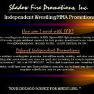 SHADOW FIRE PROMOTIONS, INC. OFFICIAL MERCHANDISE CATALOGUE