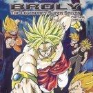 DRAGON BALL Z THE LEGENDARY SUPER SAIYAN NEW VHS