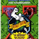 ULTIMATE FIGHTING CHAMPIONSHIP X - THE TOURNAMENT ORIGINAL VHS