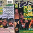 WCW/nWo BEST OF FALL BRAWL ORIGINAL WRESTLING VHS