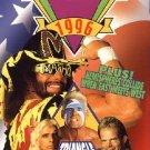 WCW ORIGINAL WRESTLING VHS STARRCADE 1995