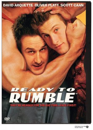 ORIGINAL COMEDY FILM DVD READY TO RUMBLE