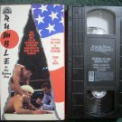 WCW/NJPW ORIGINAL WRESTLING VHS RUMBLE IN THE RISING SUN