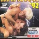 WWF/WWE ORIGINAL WRESTLING VHS INVASION &#39;92