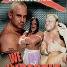 XPW NEW WRESTLING VHS WE WRESTLE