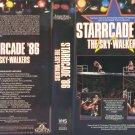 NWA/WCW STARRCADE 1986 ORIGINAL WRESTLING VHS