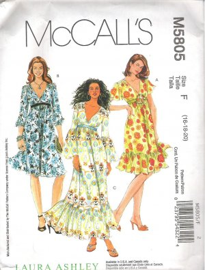 mccalls patterns | dressesandme - dressesandme | These are the
